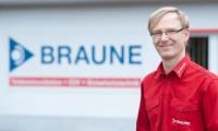 Das Bild zeigt unseren Mitarbeiter Dirk-Nuessler