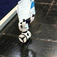 Mini Roboter auf Cebit 2017