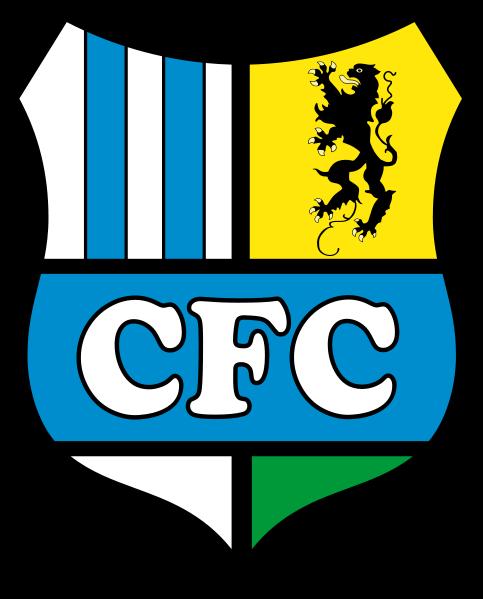 Logo Stadt Chemnitz - CFC Stadion