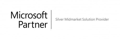 Microsoft Partner Logo - Silver Midmarket Solution Provider