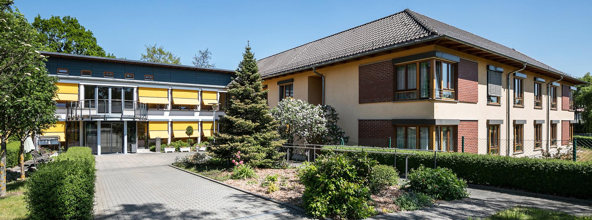 Altenpflegeheim Sonnenhof Schildau
