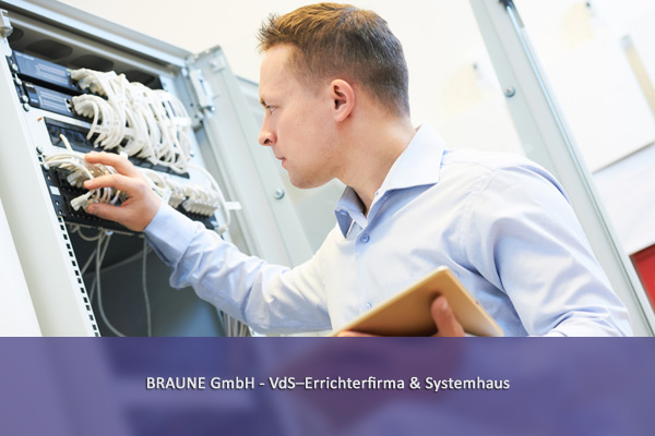 BRAUNE GmbH - VdS–Errichterfirma & Systemhaus