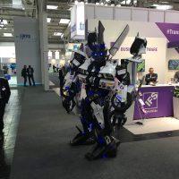 Transformer auf der Cebit 2017