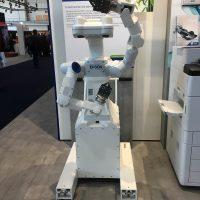 Epson Roboter auf der Cebit 2017
