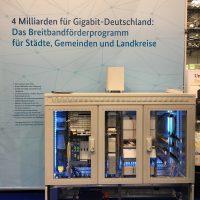 Gigabit Breitbandförderung der Bundesregierung