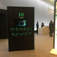 HP Memory Driven Machine – Cebit 2017