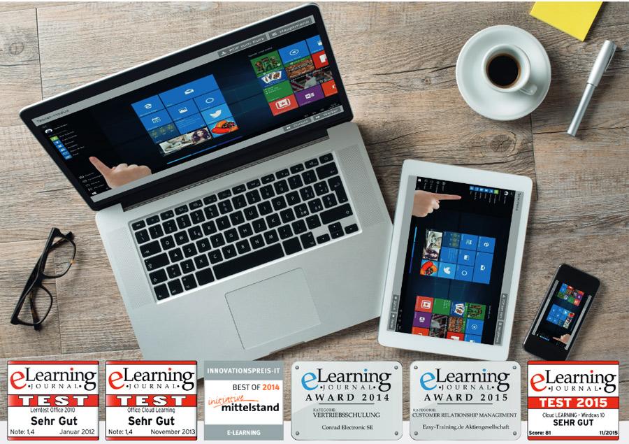 Microsoft Schulungsvideos: Word, Excel & Powerpoint