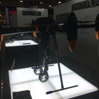 Die Megadrone von Prodrone – Cebit 2017