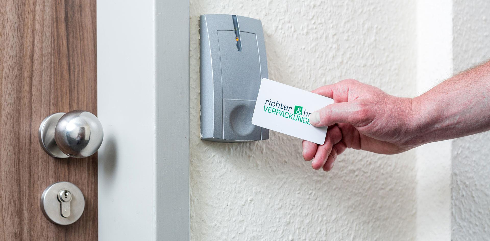 richter & heß VERPACKUNGS-SERVICE GmbH