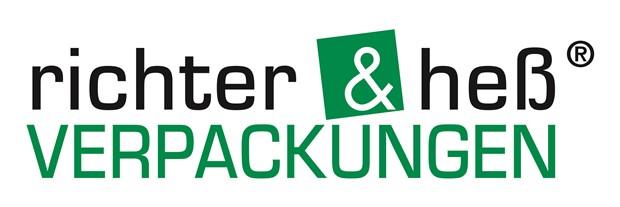 Logo richter & heß VERPACKUNGSSERVICE GmbH