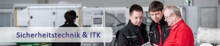 Sicherheitstechnik & ITK