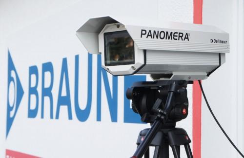 Überwachungskamera - Multifocal-Sensorsystem Panomera
