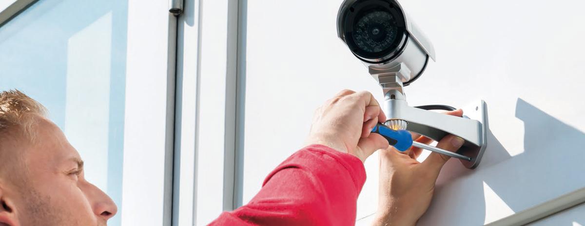 Installation Videokamera
