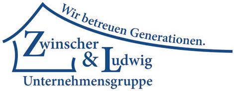 """Logo Z & L """"Zusammen Leben"""" GmbH"""